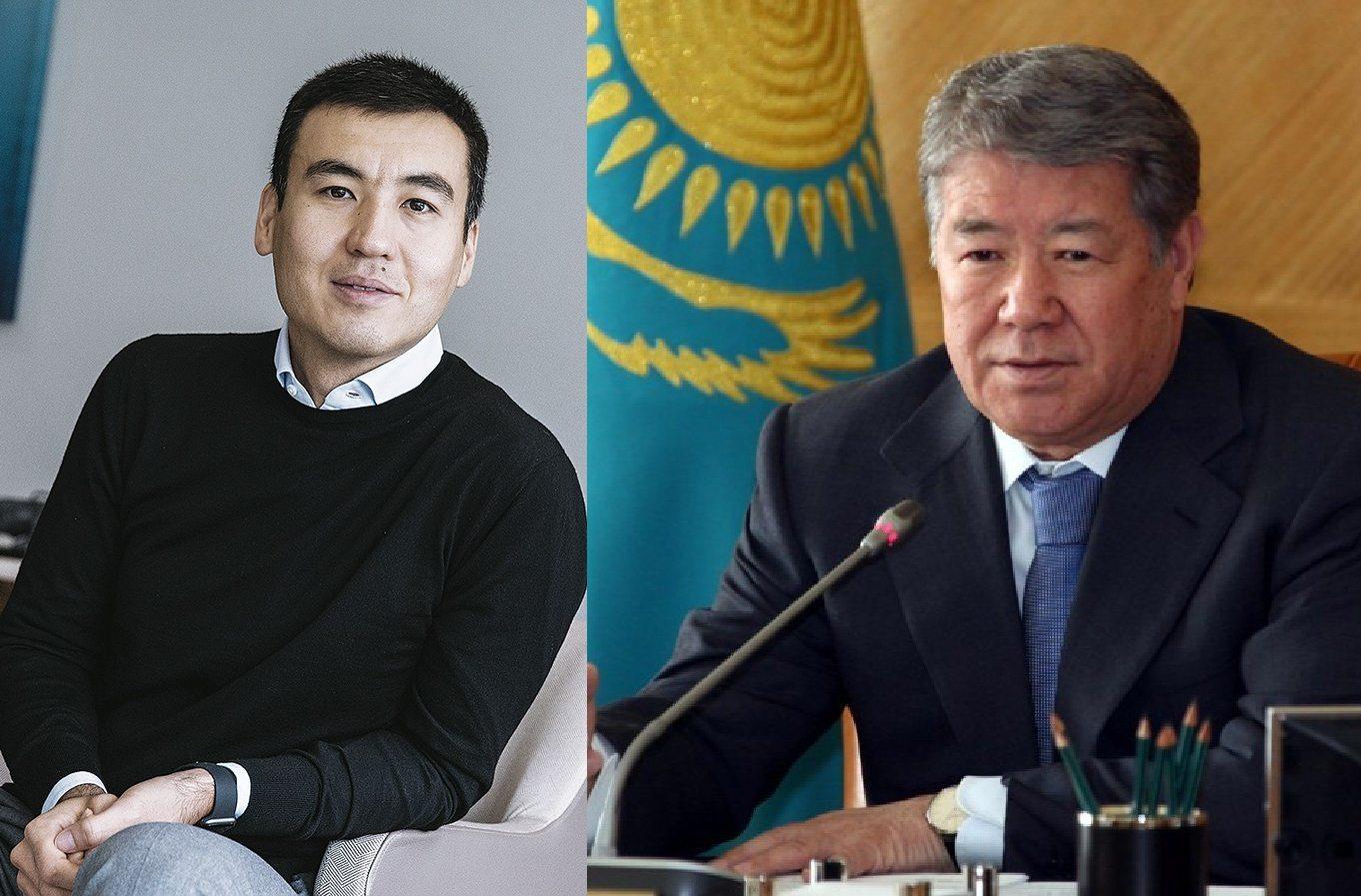 Ахметжан Есимов и Галимжан Есенов, АТФбанк и Самрук-Казына